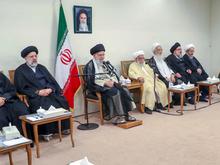 تصویر از گزیدهای از بیانات رهبر معظم انقلاب اسلامی حضرت آیتالله خامنهای در دیدار اعضای مجلس خبرگان رهبری