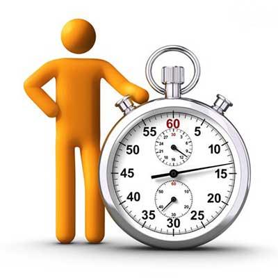 تصویر از مدیریت زمان در قرآن – کار امروز را به فردا میفکن